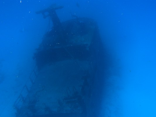 Mexico blue dream wreck diving playa del carmen padi pro - Dive shop mexico ...