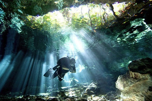 Mexico Blue Dream Cenote