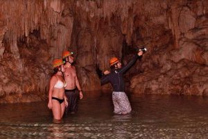 Caves and Cenotes Exploration